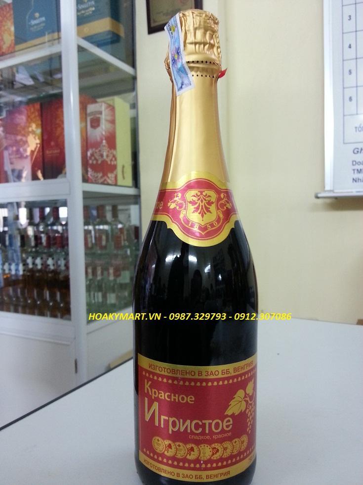 Kết quả hình ảnh cho champagne nga 9 đồng tiền đỏ