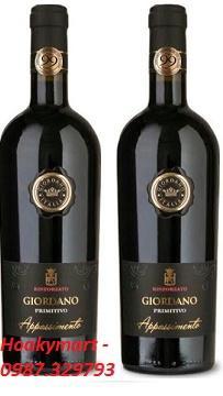 Kết quả hình ảnh cho Giordano appassimento